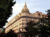Westin Excelsior Hotel Rome Italy