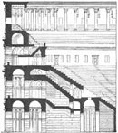 roman pantheon plan thumbnail