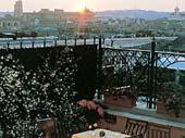 rome hotel near trevi