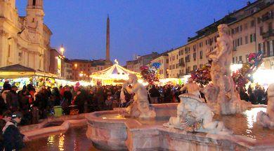 Fontana del Moro Piazza Navona