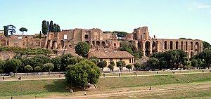 history of Rome Italy Palatine