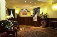 hotel trevi fountain rome italy
