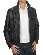 Italy leather jackets