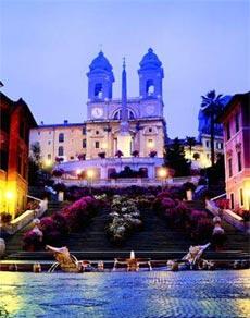 piazza di spagna spanish steps