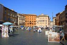 piazza navona restaurants
