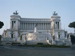 piazza venezia facts about rome italy