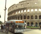 public transportation in rome buses