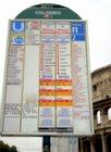 public transportation rome buses