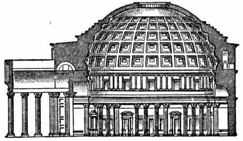 Modren Roman Architecture Vault Thumbnail R Inside Design Ideas