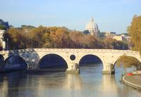rome flooding ponte sisto