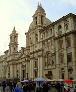sant agnese in agone piazza navona