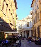 Santa Maria della Pace Piazza Navona
