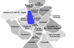 the pantheon area