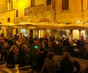 the pantheon nightlife