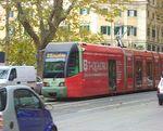 trastevere tram